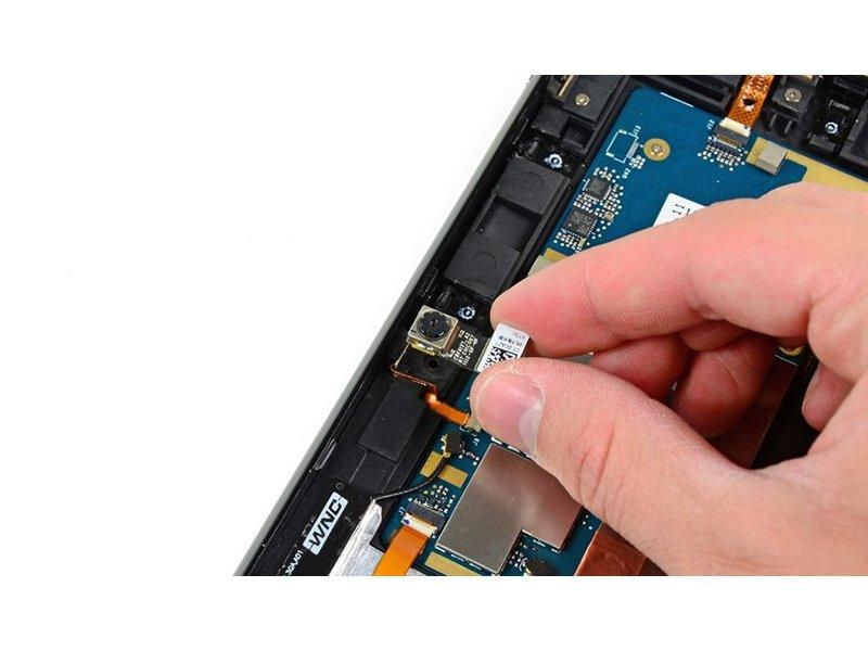Замена камеры планшета в LD-Service