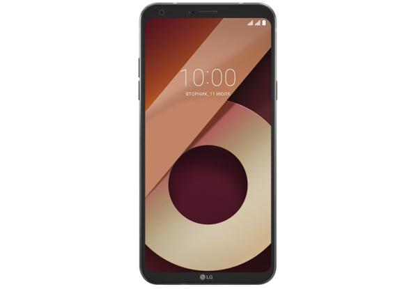LG Q6 A Black